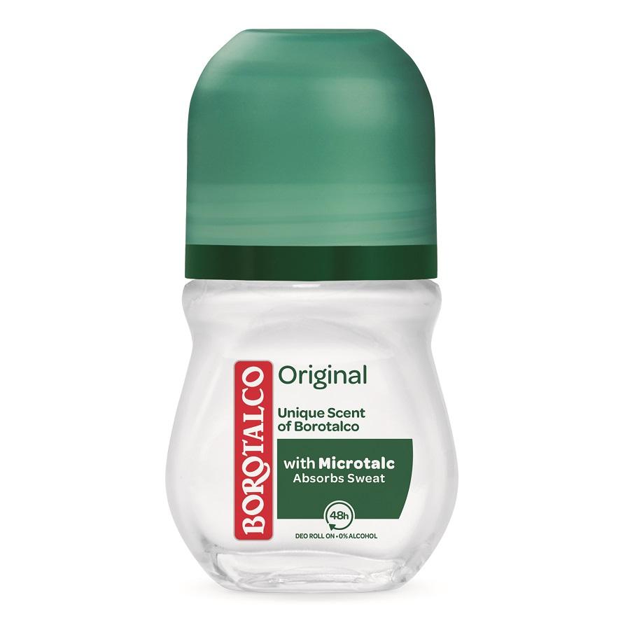 Deodorant roll-on Original, 50ml, Borotalco