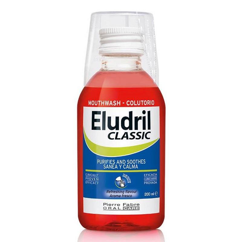 Apa de gura, 200 ml, Eludril