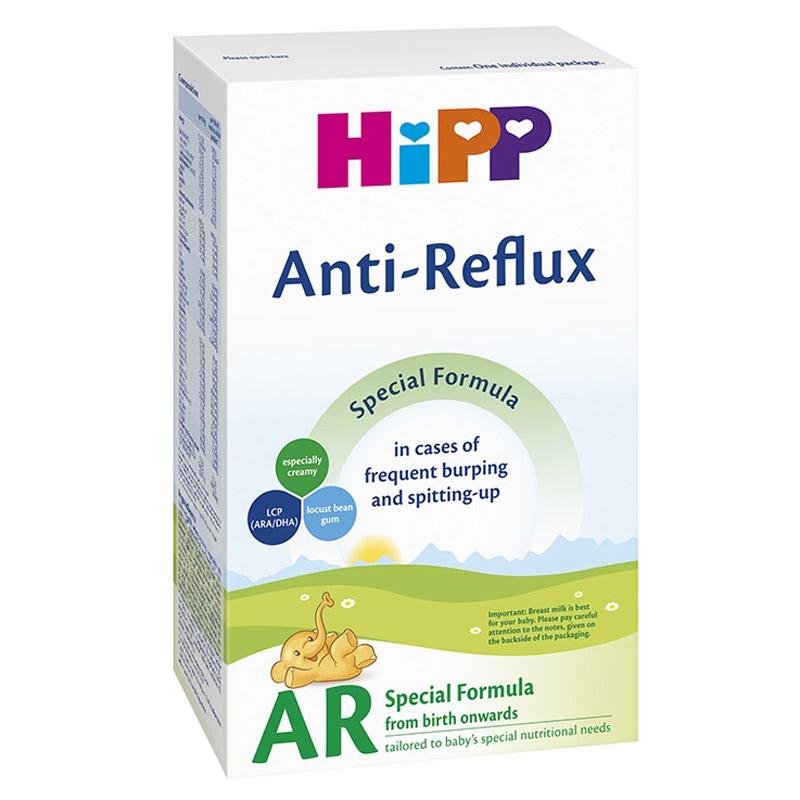 Anti-Reflux AR formula de lapte speciala, +0 luni, 300 g, Hipp