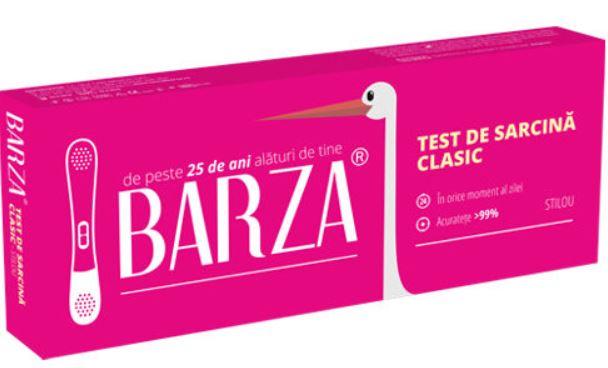 Test de sarcina stilou, 1 test, Barza drmax.ro