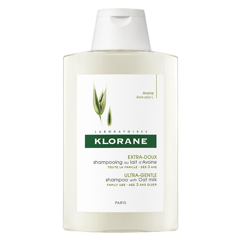 Sampon cu lapte de ovaz pentru utilizare frecventa, 200 ml, Klorane drmax.ro