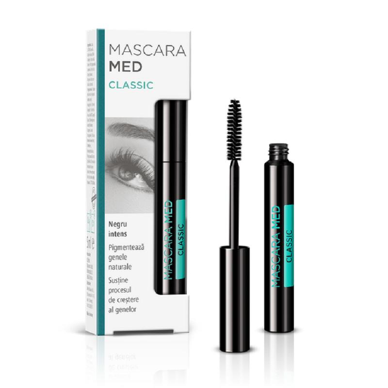 Mascara Med Classic, 6 ml, Zdrovit drmax.ro