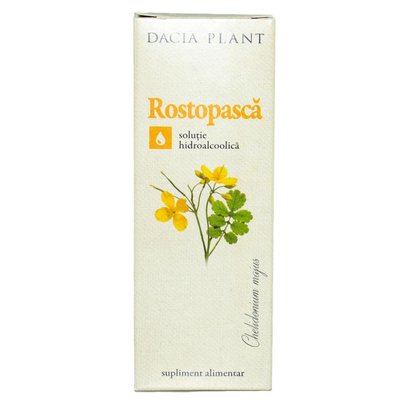 Tinctura de rostopasca, 50ml, Dacia Plant drmax.ro