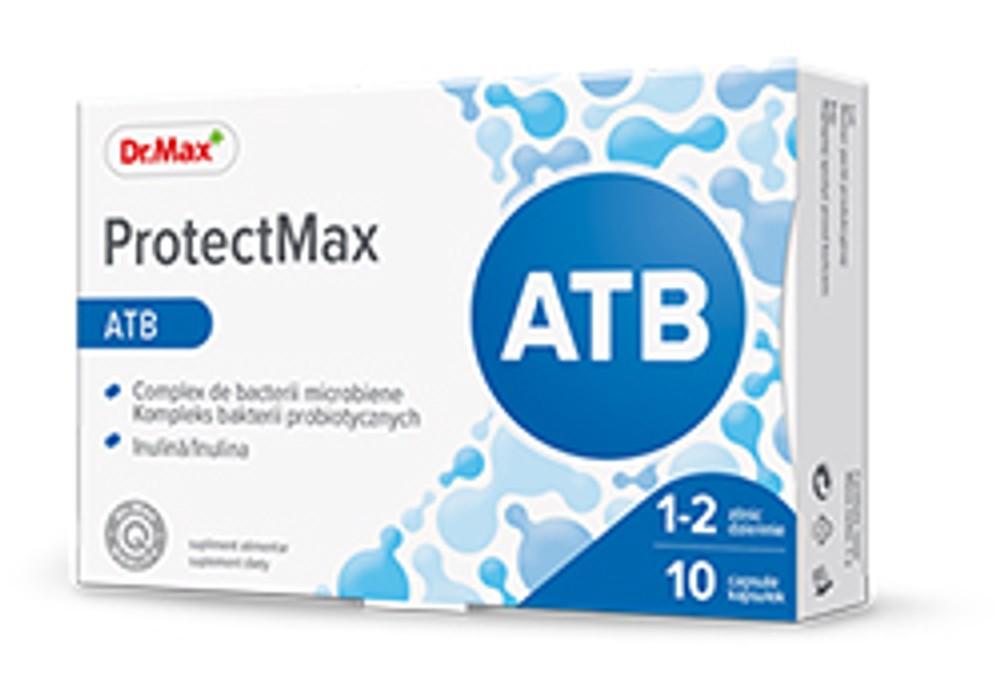 Dr.Max ProtectMax ATB, 10 capsule drmax poza