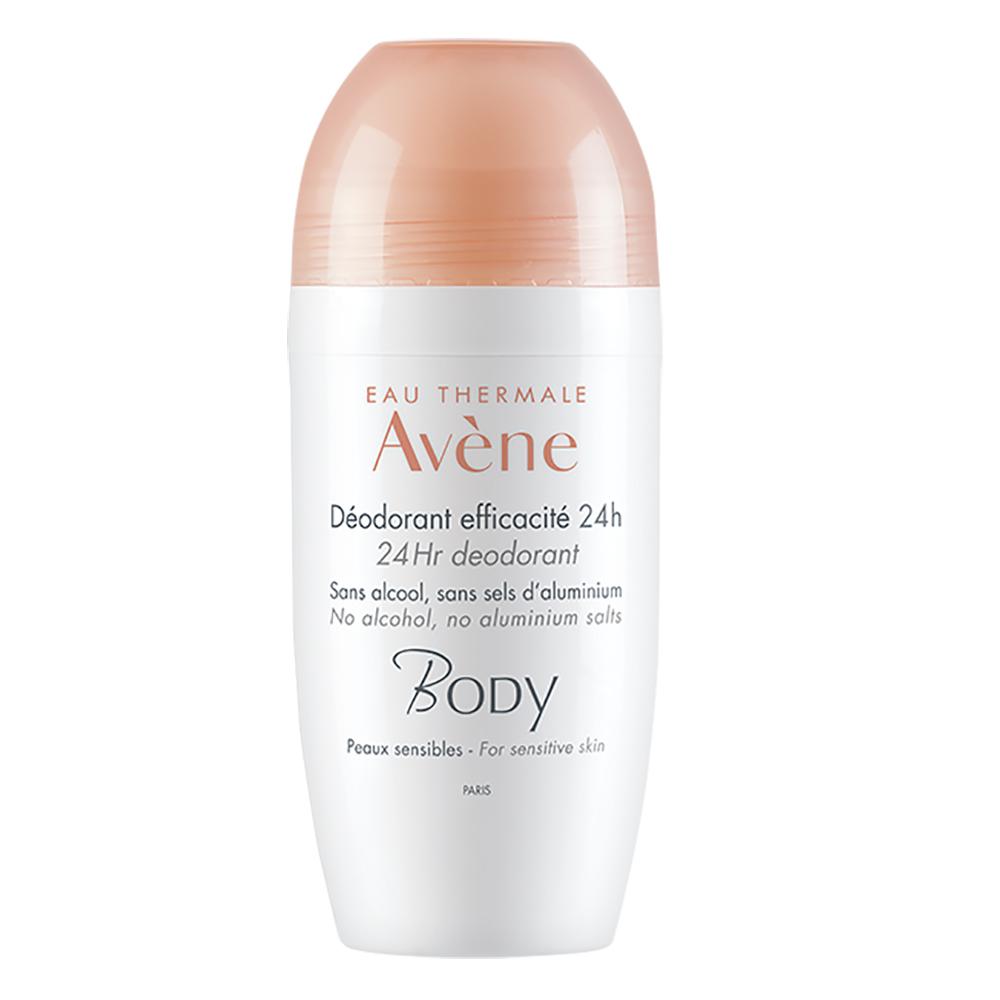 Deodorant roll-on pentru piele sensibila, 50ml, Avene drmax.ro