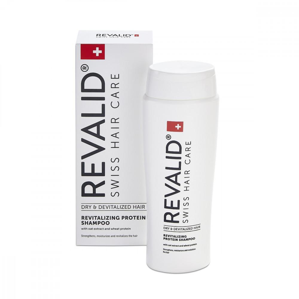 Sampon revitalizant cu proteine Revalid, 250 ml, Ewopharma drmax.ro