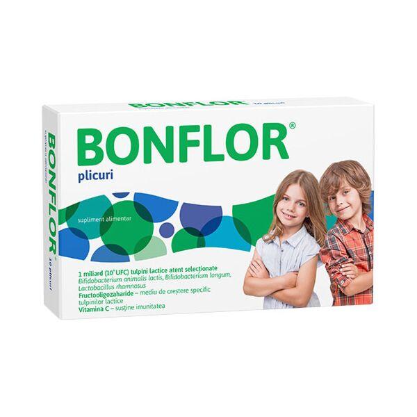 Bonflor, 10 plicuri, Fiterman drmax.ro