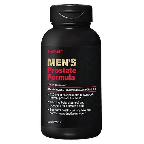 Men`s Formula pentru Prostata, 60 capsule, GNC drmax poza