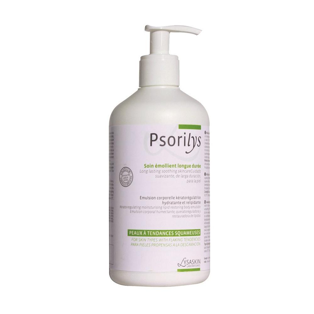 Emulsie pentru piele uscata Psorilys, 200 ml, Lab Lysaskin drmax.ro