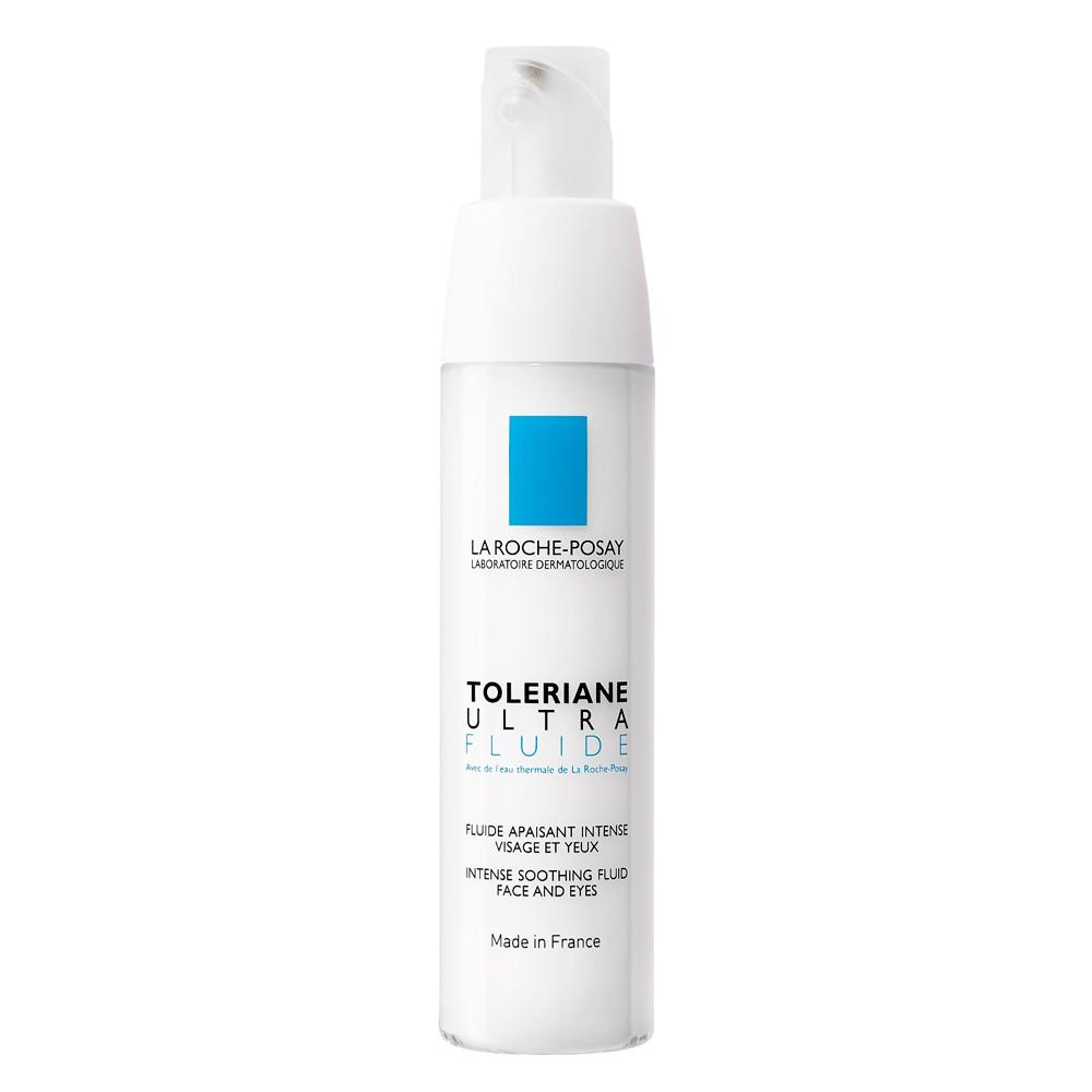 Fluid intens calmant piele sensibila pentru ten normal si mixt Toleriane, 40ml, La Roche-Posay