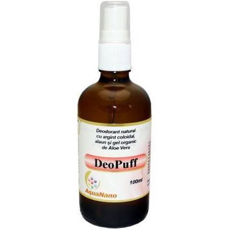 Deodorant Spray Deopuff, 100ml, Aghoras drmax poza