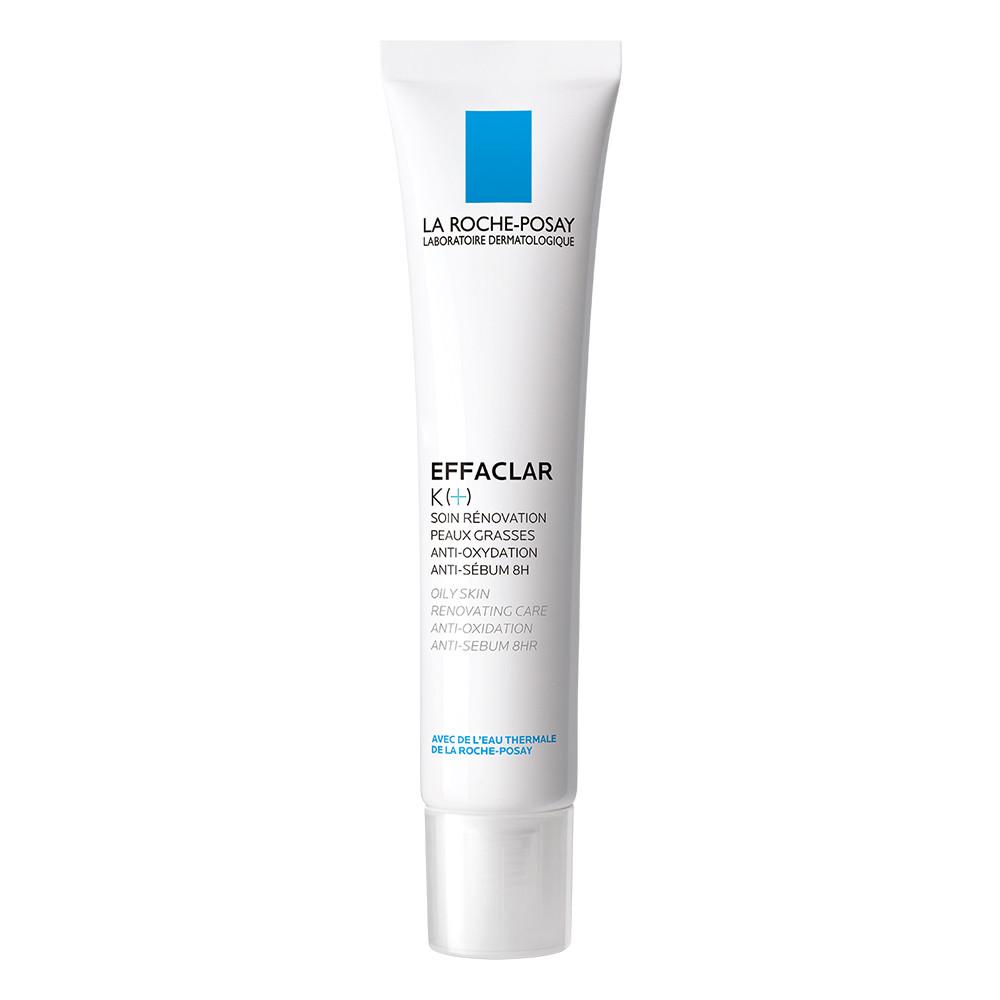 Crema fluida renovatoare 8h Effaclar K+, 30ml, La Roche-Posay imagine produs 2021