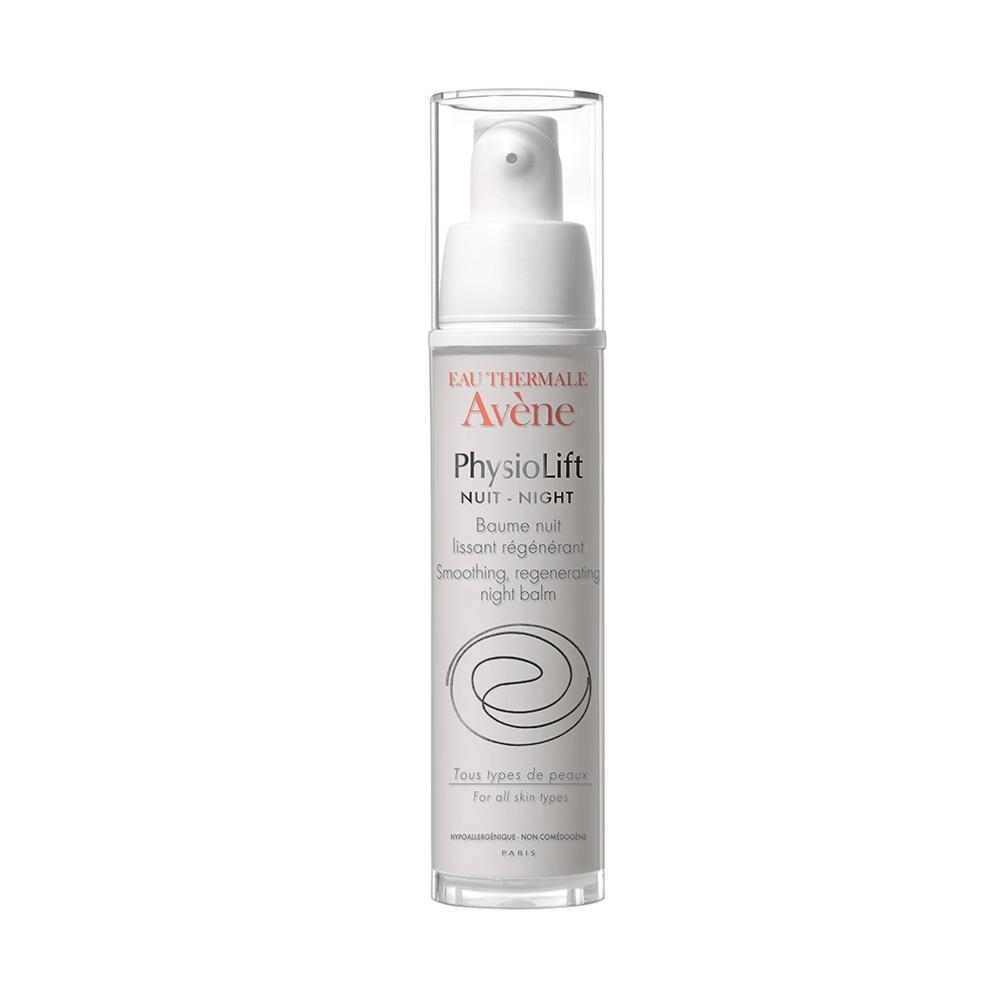 Balsam de noapte pentru riduri profunde PhysioLift, 30 ml, Avene