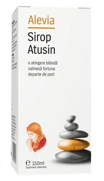 Sirop Atusin, 150ml, Alevia drmax.ro