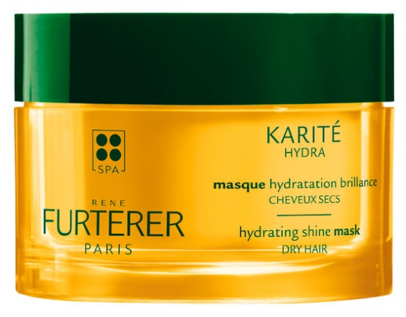 Masca hidratanta pentru par uscat Karite Hydra, 200 ml, Rene Furterer drmax.ro