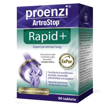 Proenzi ArtroStop Rapid+, 90 tablete, Walmark drmax poza