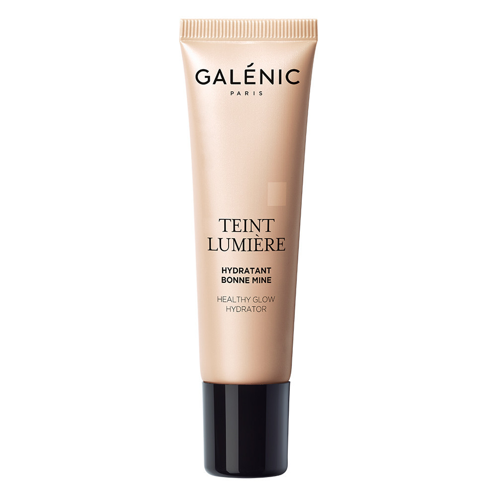 Crema hidratanta nuantatoare și iluminatoare Teint Lumiere, Nude, 30 ml, Galenic