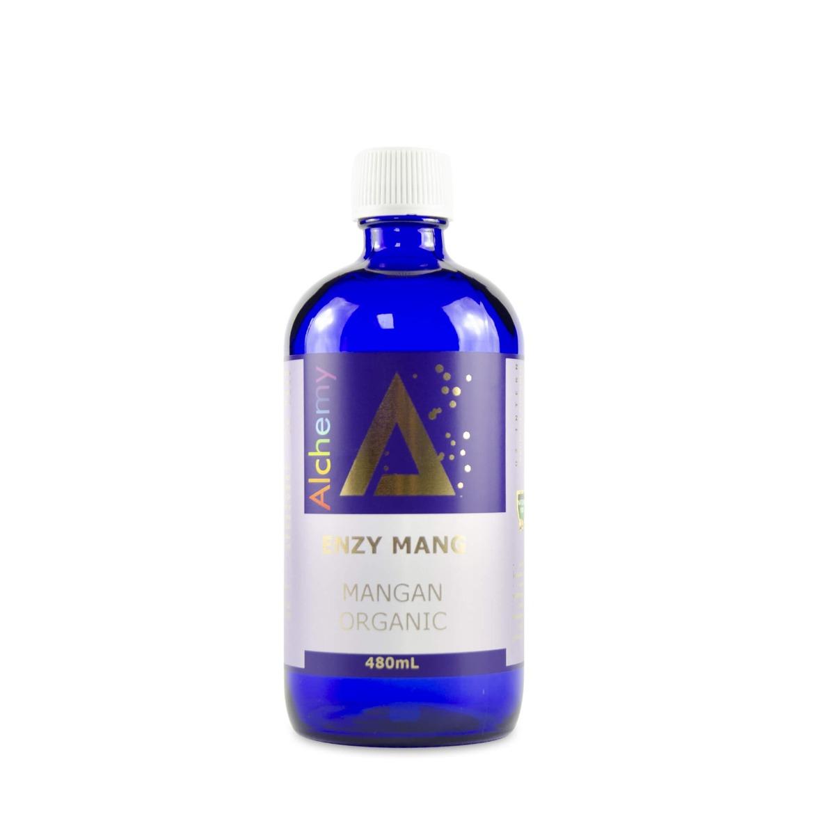 Enzy Mang Mangan Ionic Organic Alchemy, 480ml, Aghoras la preț mic imagine