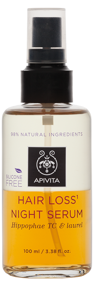 Apivita Hair, Ser anticadere par, 100ml