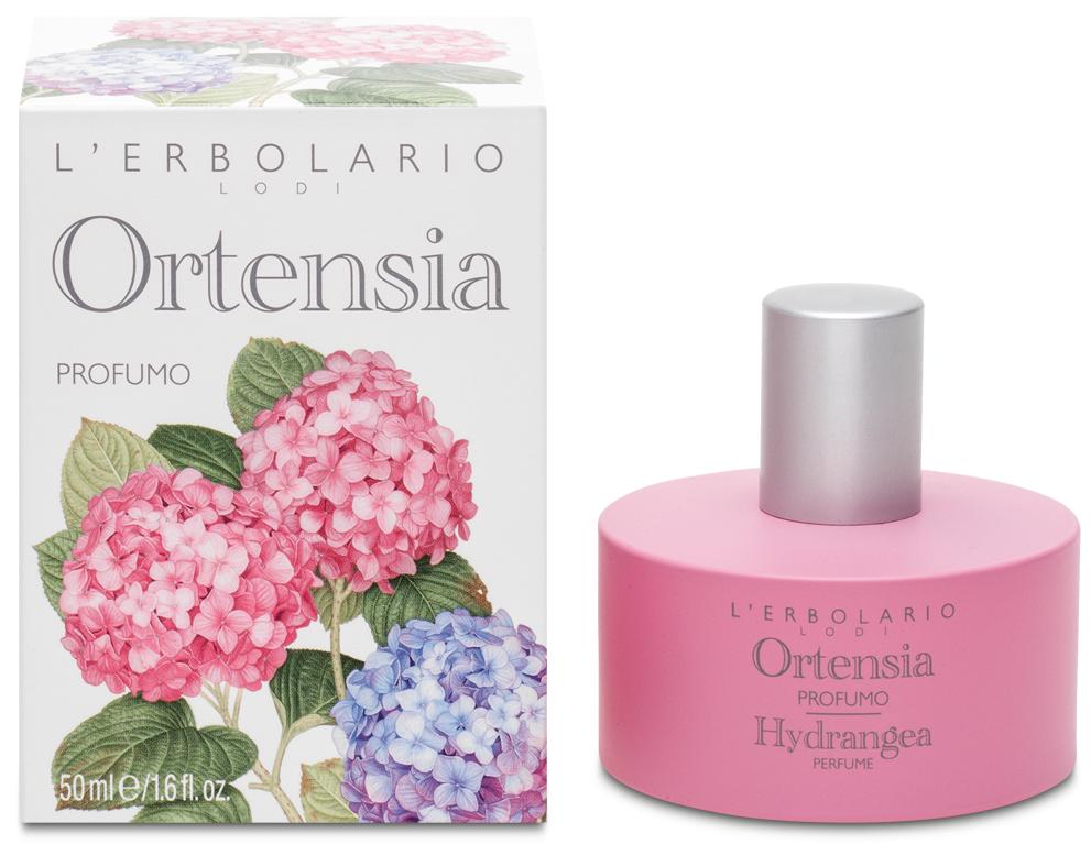 L'erbolario, Apa de parfum Ortensia, 50ml drmax.ro