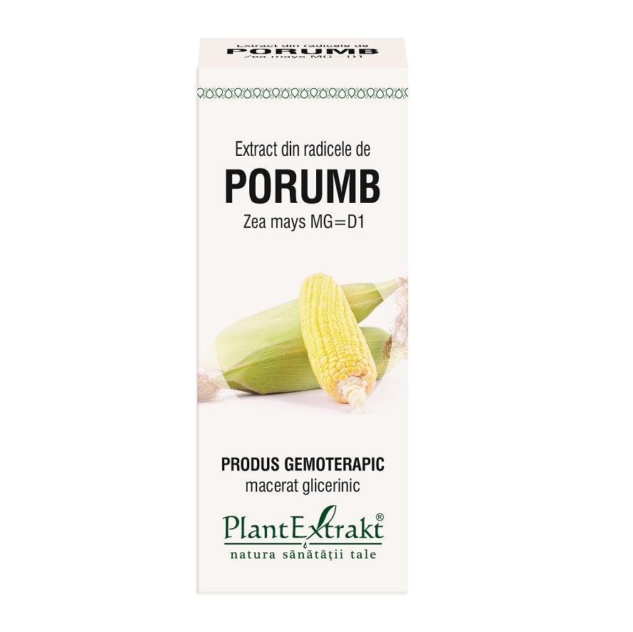 Extract din radicele de porumb, 50ml, Plantextrakt drmax.ro