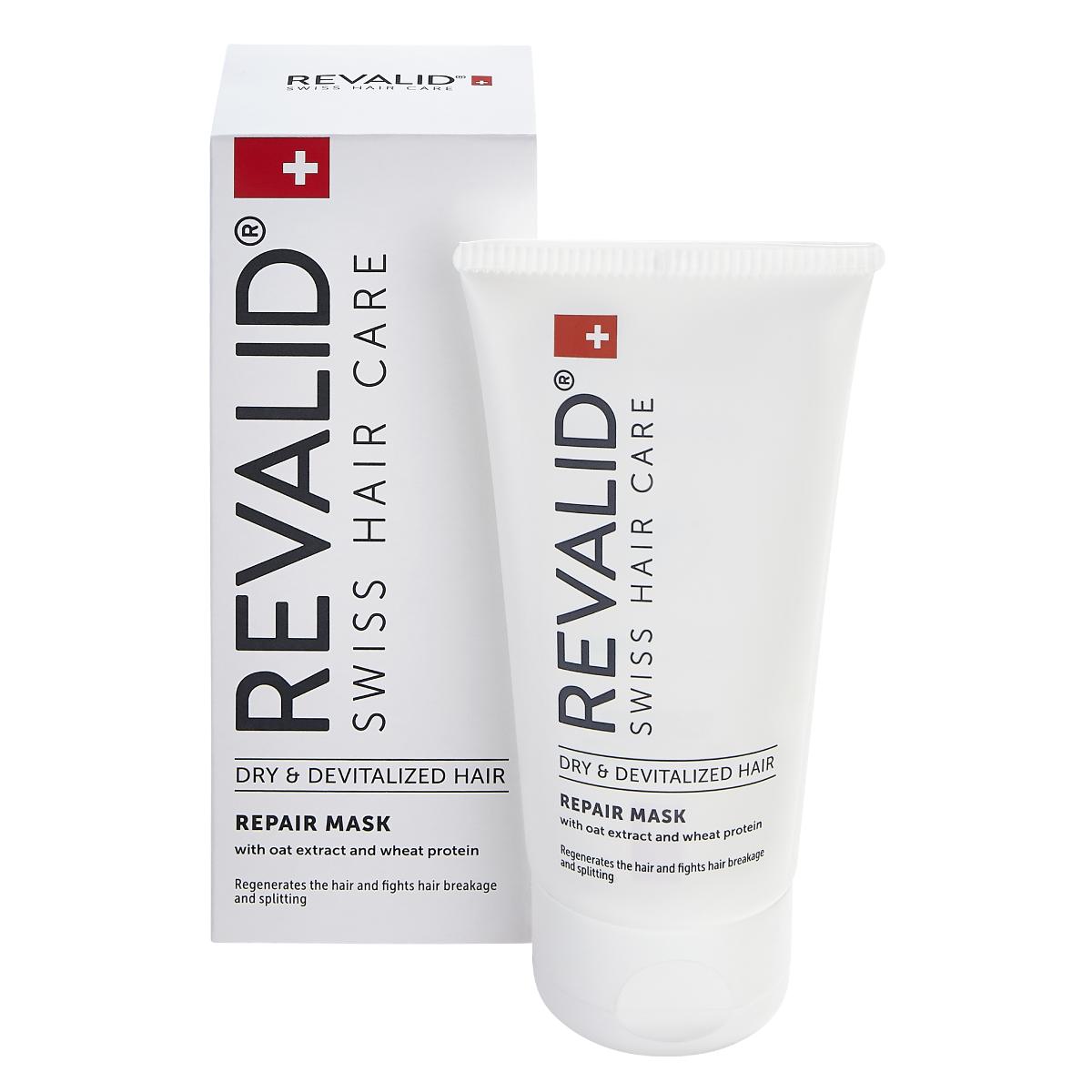 Masca reparatoare Revalid, 150ml, Ewopharma imagine produs 2021