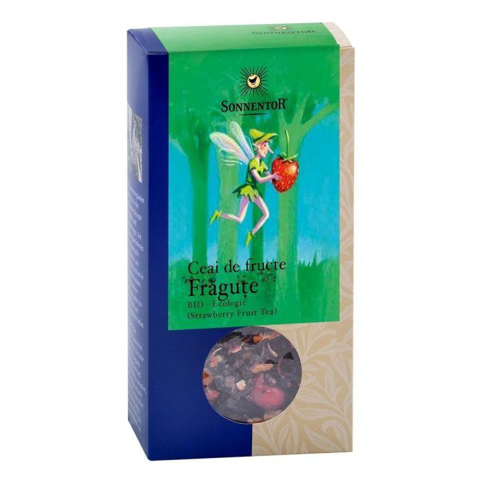 Ceai Bio Fragute, 100g, Sonnentor drmax.ro