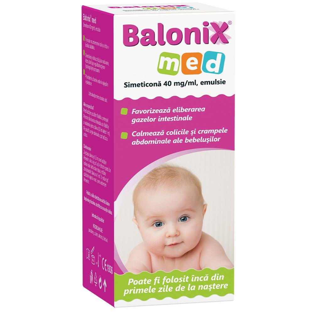 Balonix Med emulsie, 50 ml, Fiterman