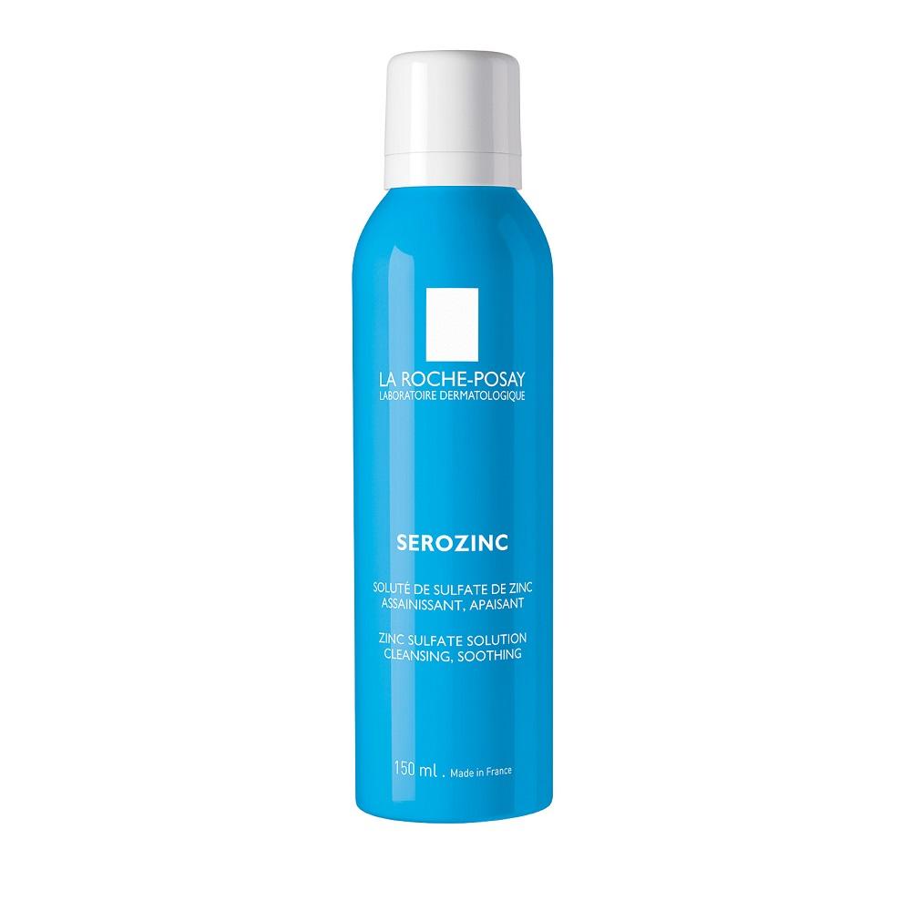 Solutie spray de sulfat de zinc pentru ten gras Serozinc, 150ml, La Roche-Posay imagine produs 2021