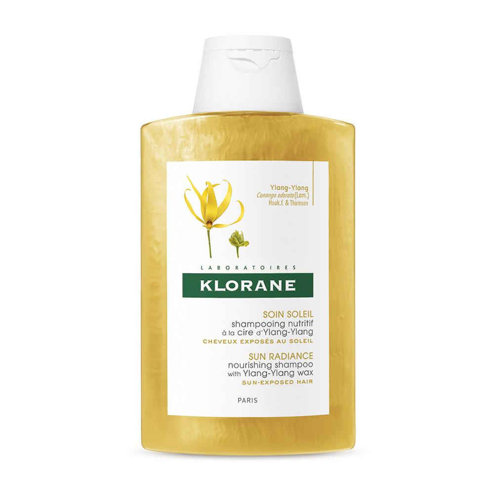 sampon cu ylang-ylang pentru par expus la soare, 200 ml, Klorane imagine produs 2021