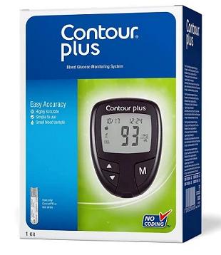 Glucometru Contour Plus, Bayer drmax.ro