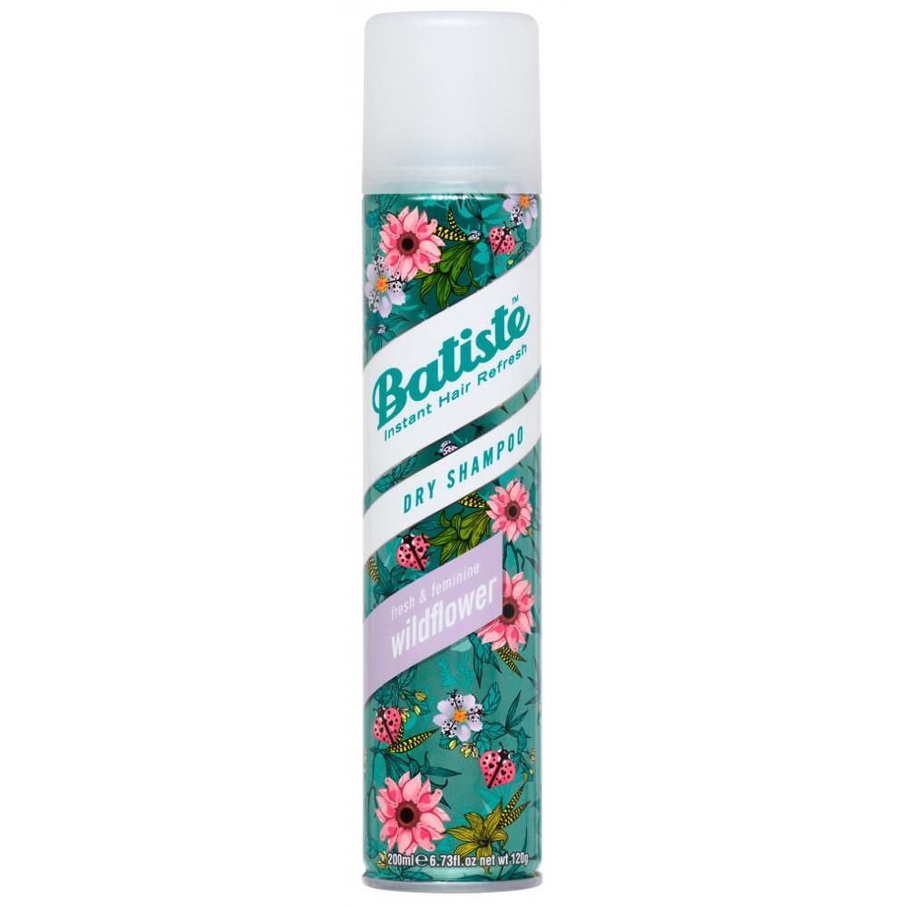 Batiste Sampon uscat Wildflower 200ml
