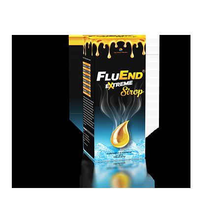 Sirop Fluend Extreme, 150 ml, Sunwave drmax.ro
