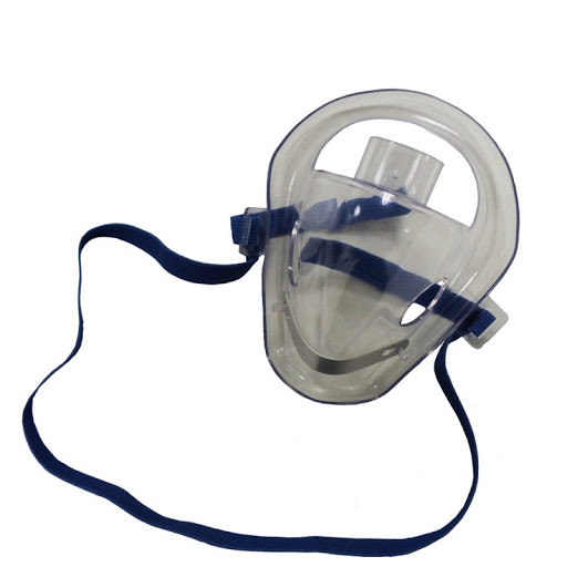 Masca de copii din silicon pentru nebulizator, 1 bucata, Omron drmax.ro