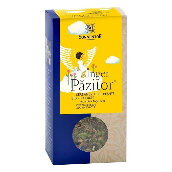Ceai Bio Inger Pazitor - Ceai de Mirodenii, 80g, Sonnentor drmax.ro