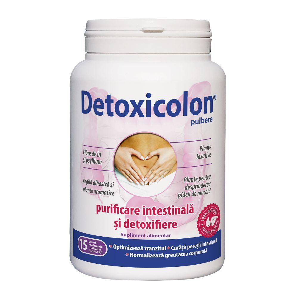 Detoxificolon, 450g, Dacia Plant drmax.ro
