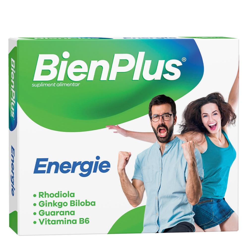 Bien Plus Energie, 10 capsule, Fiterman drmax poza