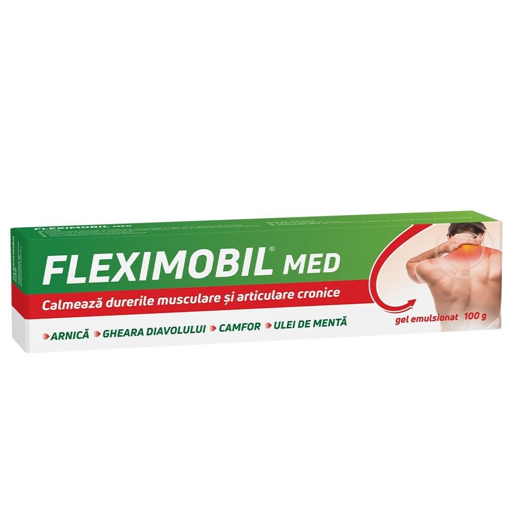 Fleximobil Med gel, 100 g, Fiterman drmax.ro