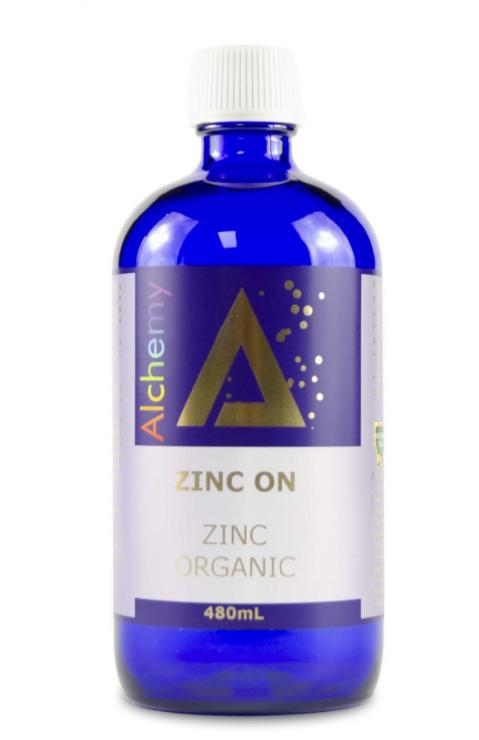 Zinc On zinc ionic organic Alchemy, 480ml, Aghoras la preț mic imagine