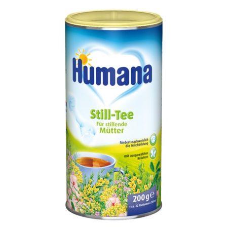 Ceai instant pentru mamici, 200 g, Humana