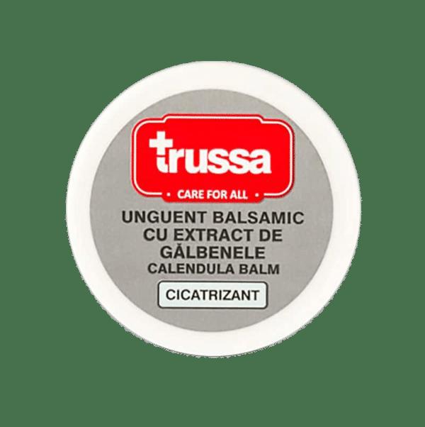 Unguent balsamic cu extract de galbenele, 20g, Trussa drmax.ro