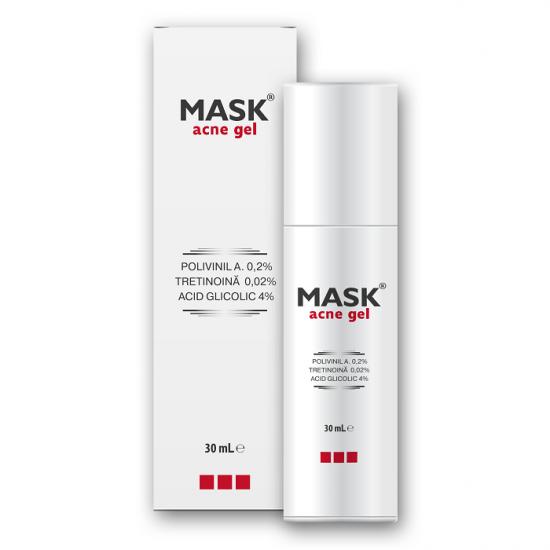 Mask Acne Gel, 30 ml, Solartium drmax.ro