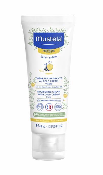 Crema nutritiva cu Cold Cream, 40ml, Mustela drmax.ro