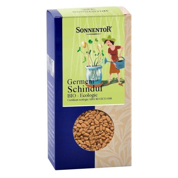 Seminte Bio - Germeni Schinduf, 120g, Sonnentor drmax.ro