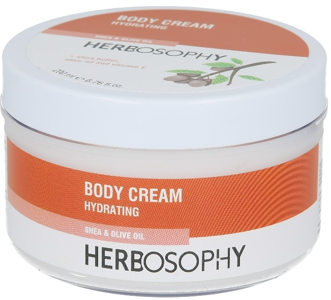 Herbosophy, Crema de corp Shea, 200ml imagine produs 2021