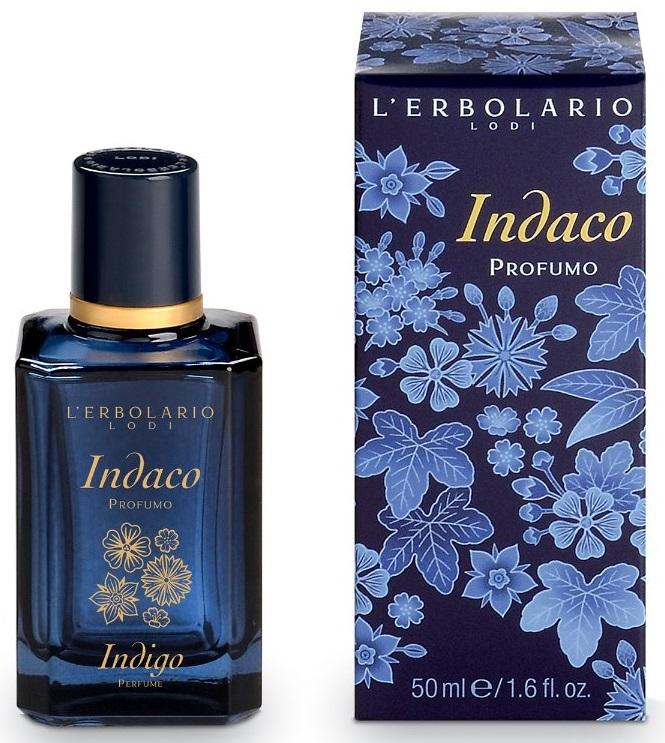 L'Erbolario, Apa parfum Indigo, 50ml drmax.ro