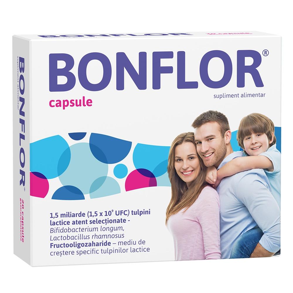 Bonflor, 20 capsule, Fiterman drmax.ro