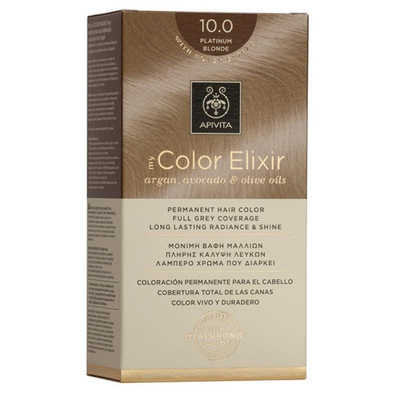 Apivita, Vopsea My Color Elixir, N10.0 drmax.ro
