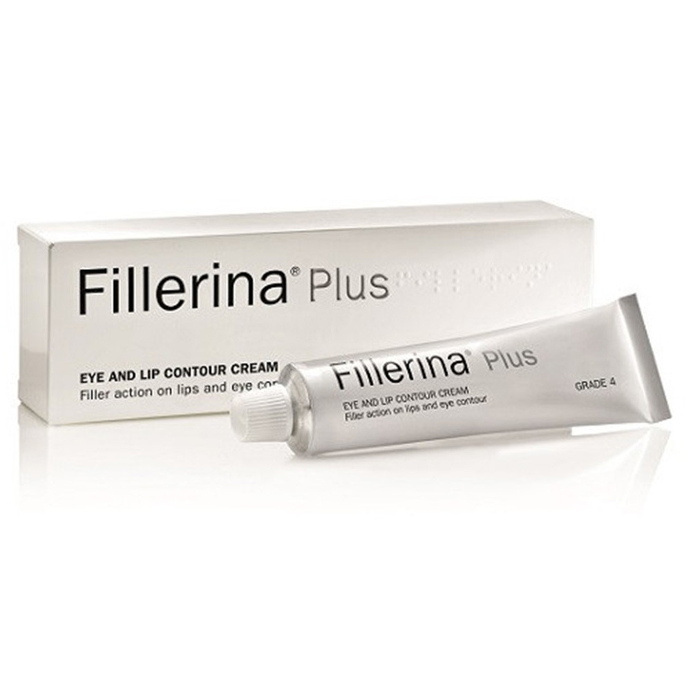 Crema contur ochi si buze Fillerina Plus, Grad 4, 15 ml, Labo imagine produs 2021