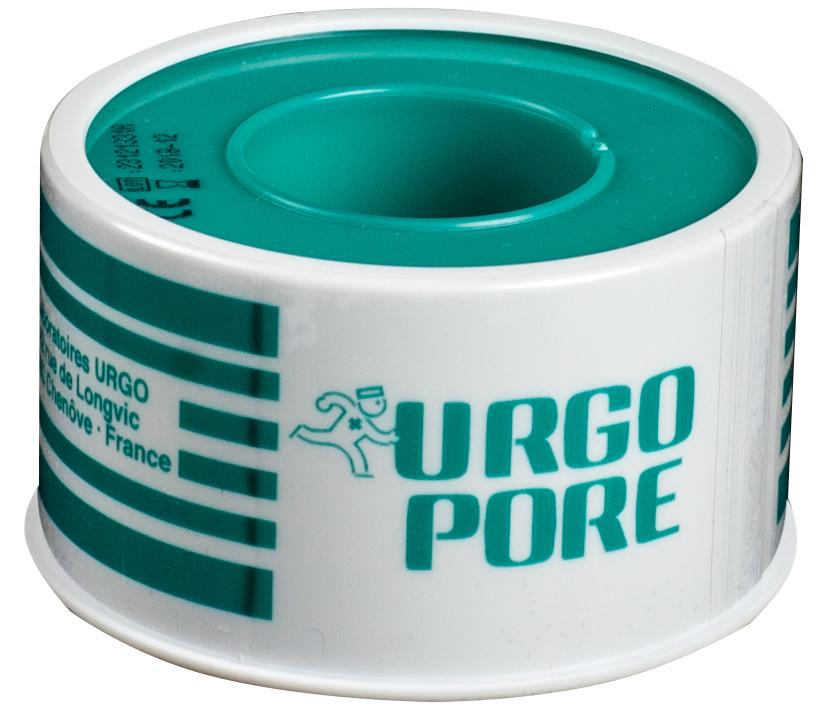 Leucoplast Pore, 5 m x 2,5 cm, Urgo